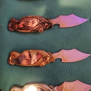 Other - Franklin Mint Knightstone Collection  Fantasy Kniv
